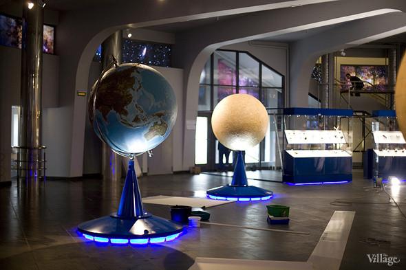 Изображение 7. Московский планетарий открылся для посетителей.. Изображение № 6.