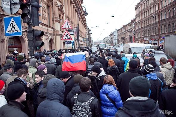 Онлайн-трансляция (Петербург): Митинги за честные выборы. Изображение № 59.