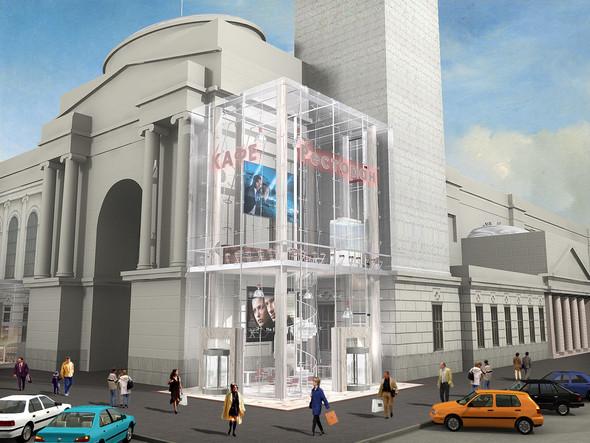 В плане: Реконструкция московских вокзалов. Изображение № 15.