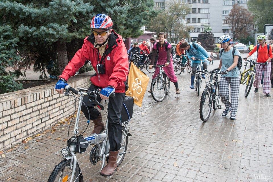 Люди в городе: участники велопарада впижамах. Изображение № 7.