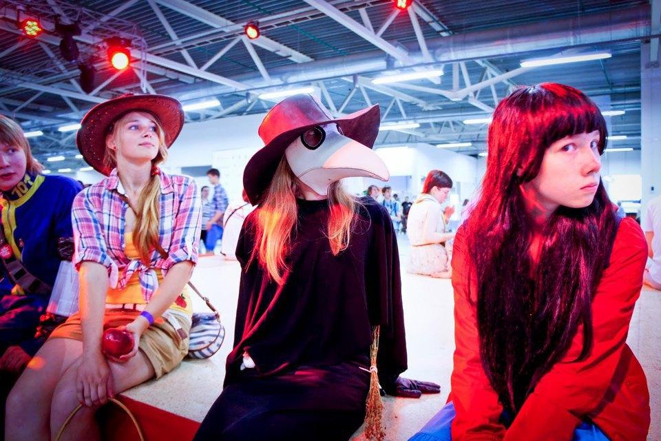 Фоторепортаж: Поклонники фантастики на фестивале «Старкон» в Петербурге. Изображение № 19.