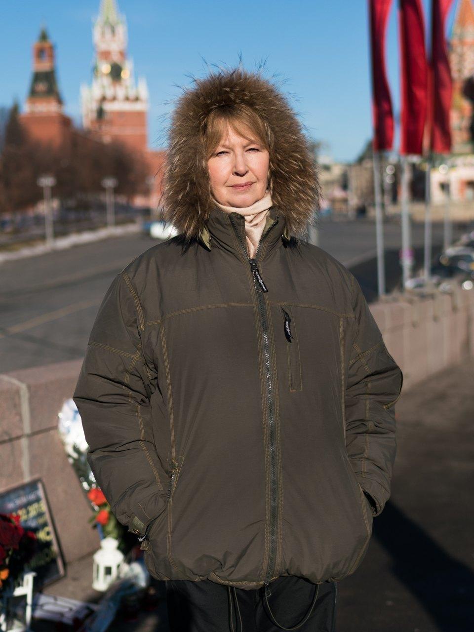 Защитники «Немцова моста» — освоих дежурствах, политике ичувстве долга. Изображение № 2.