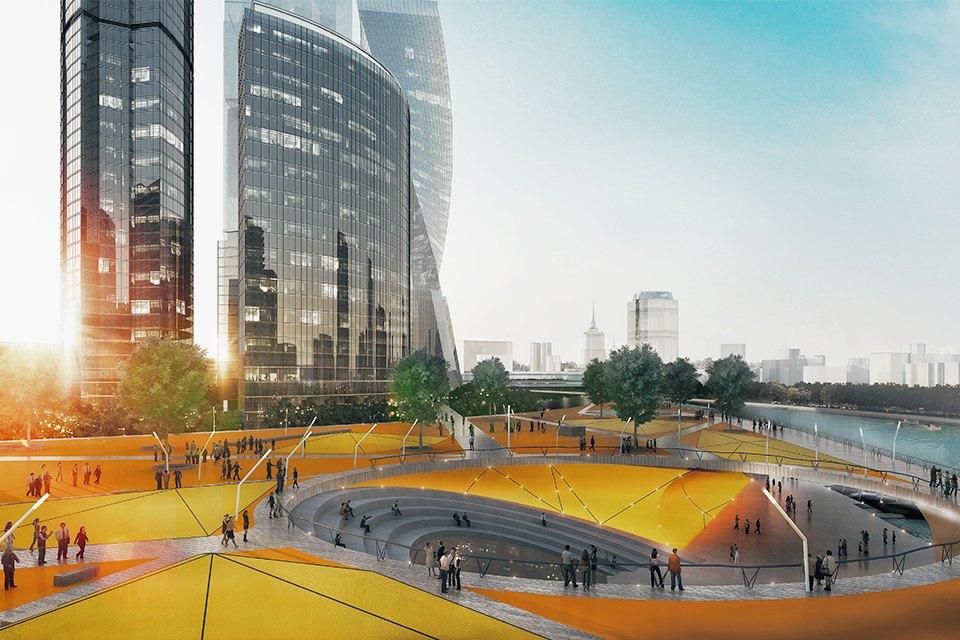 Какой будет Москва в 2035 году: 5главных городских проектов. Изображение № 1.