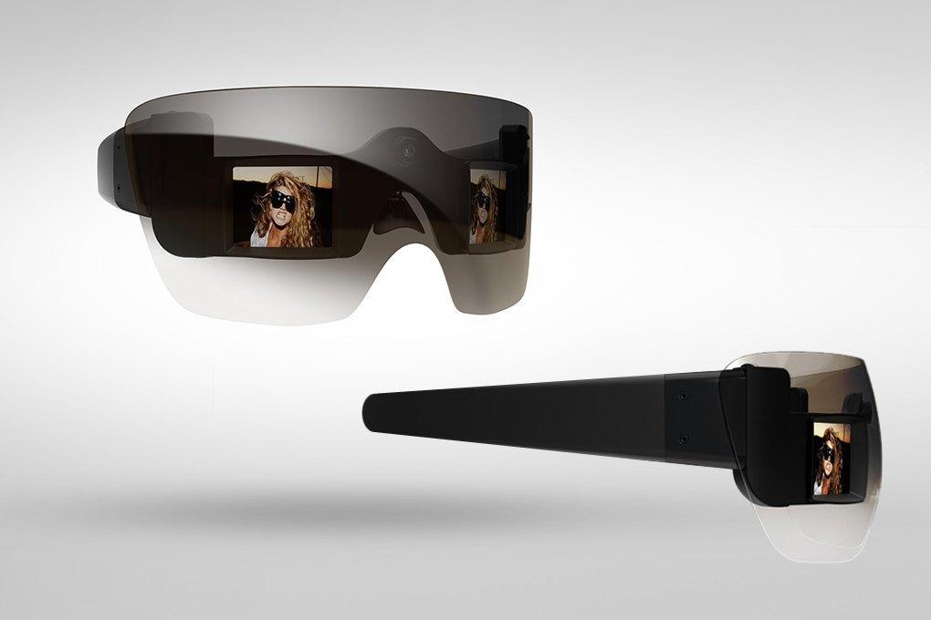 Очки GL20 Camera Glasses. Изображение № 3.
