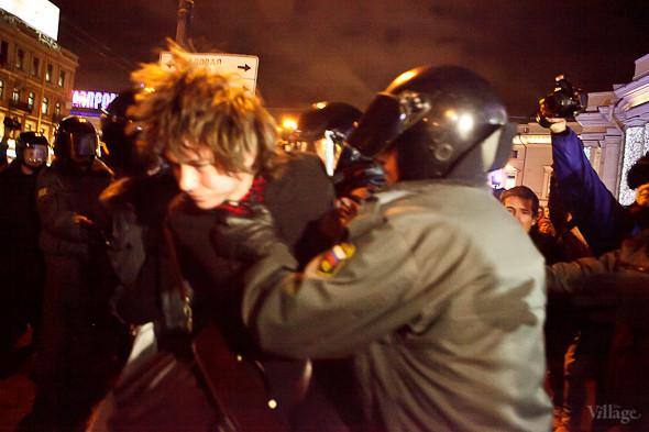 Хроника выборов: Нарушения, цифры и два стихийных митинга в Петербурге. Изображение № 41.