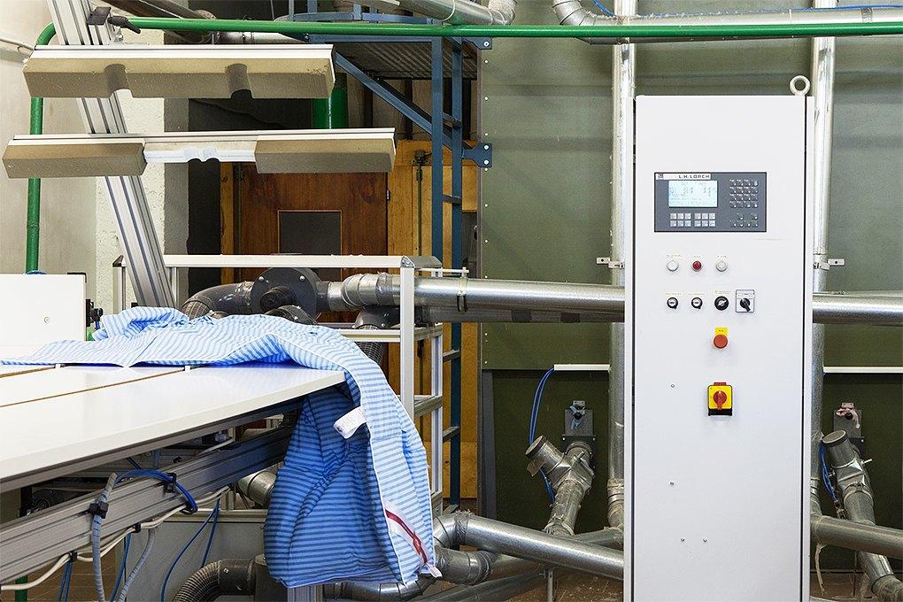 Производственный процесс: Как делают подушки. Изображение № 20.