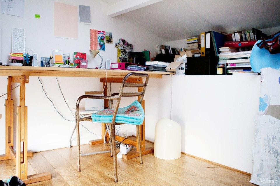 Квартиры мира (Париж): Дом в районе Монтрёй. Изображение № 38.