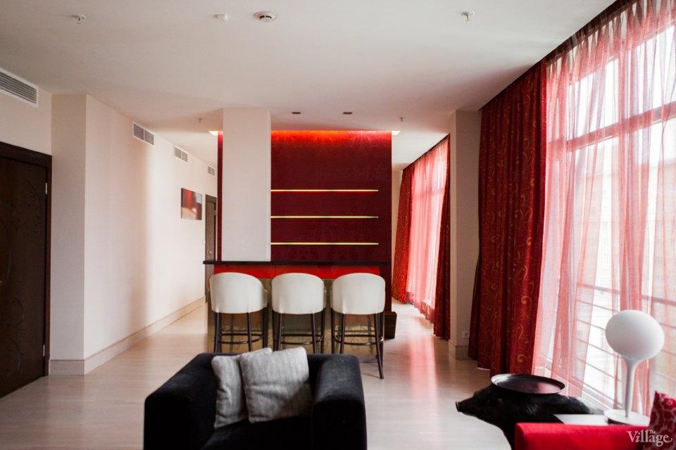 Интерьер недели (Москва): Mamaison All-Suites Spa Hotel Pokrovka. Изображение №16.