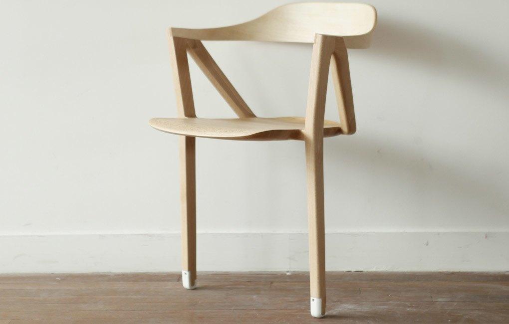 Пять стульев, которые изменили историю дизайна. Изображение № 7.