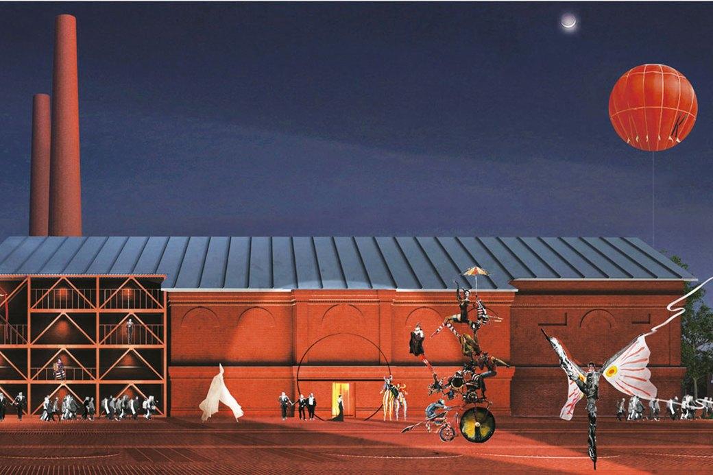 Город в городе: Как в Москве создают креативный кластер «Кристалл» . Изображение № 21.