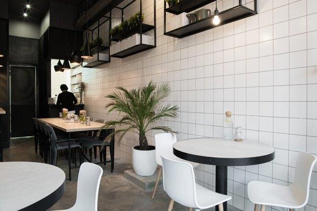 Ресторан «Северяне», фан-кафе «Красти Краб» и еда для хладнокровных в Monster Hills. Изображение № 2.