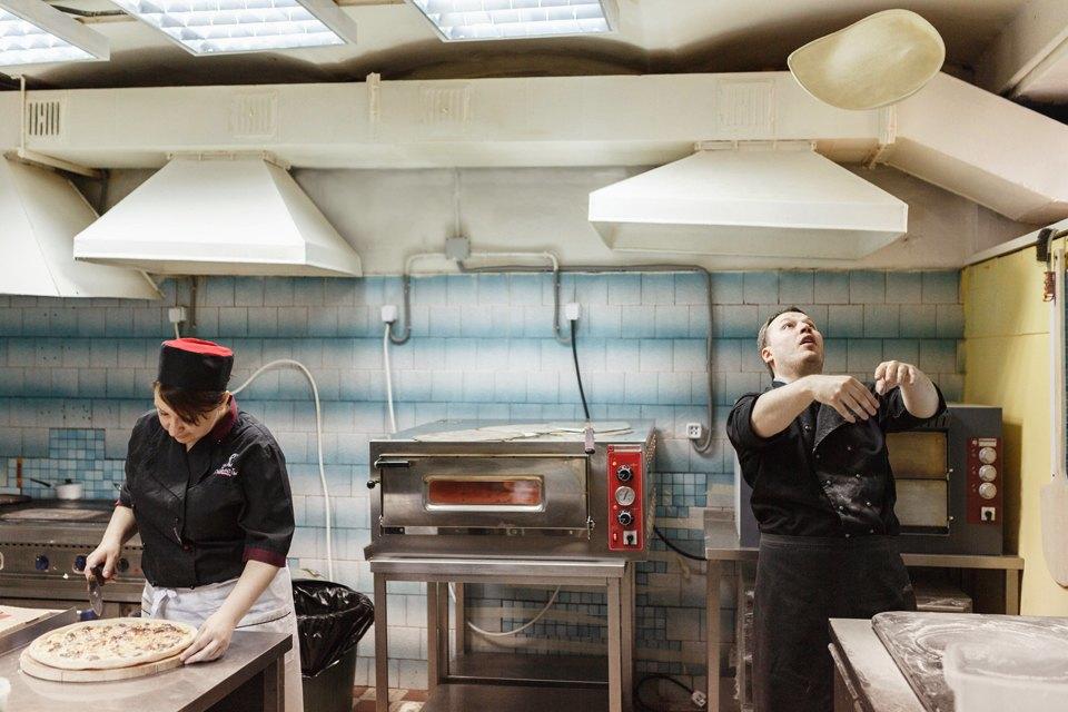 Как трое друзей запустили локальную доставку пиццы «Провинция». Изображение № 7.