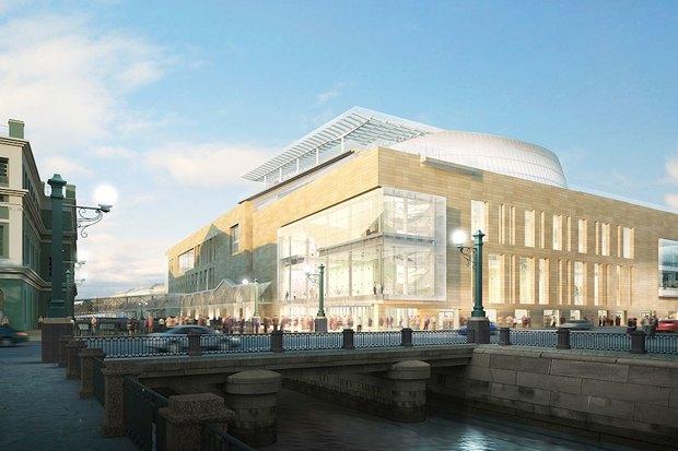 Строиться по одному: 12удачных примеров современной петербургской архитектуры. Изображение № 5.