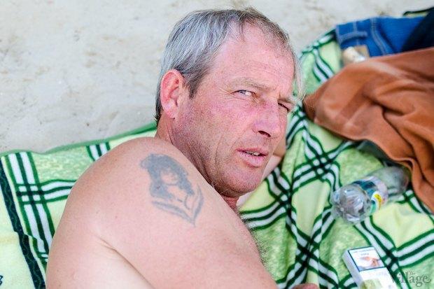 Колко-место: Завсегдатаи Гидропарка — о своих татуировках. Изображение № 3.