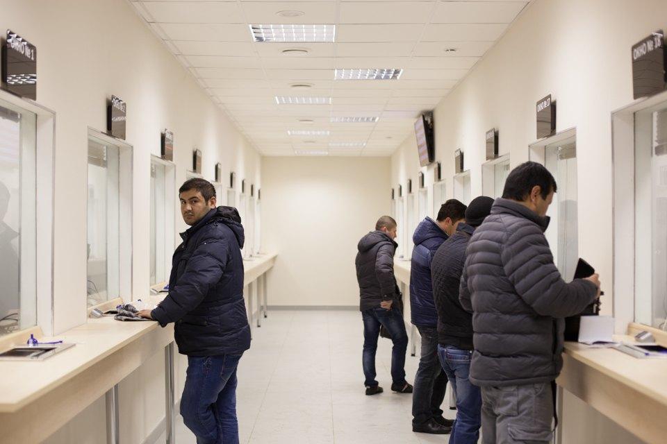 Без клетки: Как устроен единый миграционный центр вНовойМоскве . Изображение № 29.