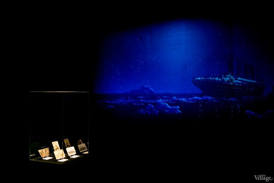 Выставка «Титаник: как это было. Погружение в историю». Изображение № 18.
