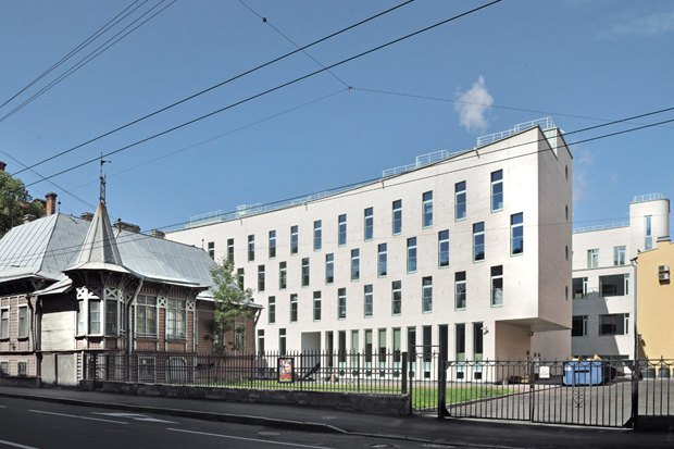 Строиться по одному: 12удачных примеров современной петербургской архитектуры. Изображение № 27.