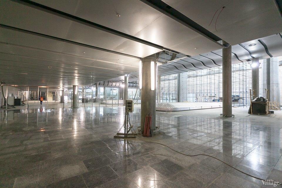 Фоторепортаж: Новый аэропорт изнутри. Изображение № 10.