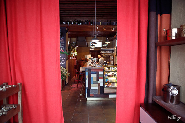 Новое место (Петербург): Ресторан «Марчелли's». Изображение № 1.