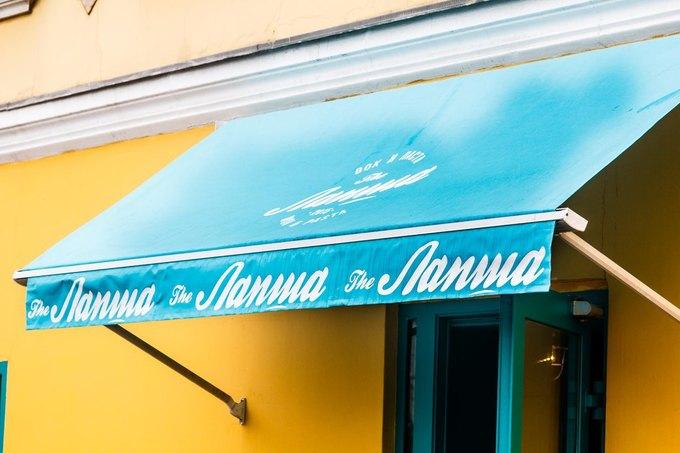 Рядом со станцией метро «Площадь Ильича» открылось кафе «The Лапша». Изображение № 4.