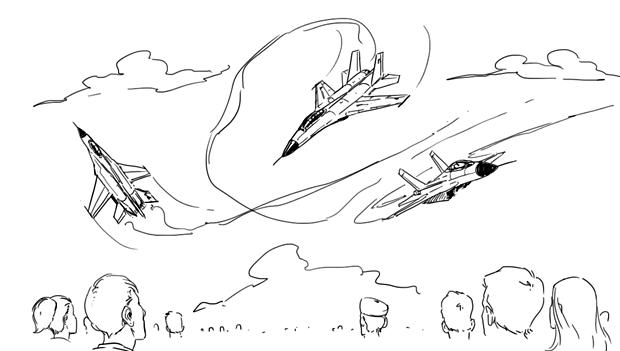 Как всё устроено: Лётчик из «Стрижей». Изображение № 1.