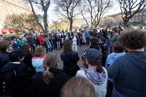 Люди в городе: Чего хотят митингующие на Исаакиевской . Изображение № 3.