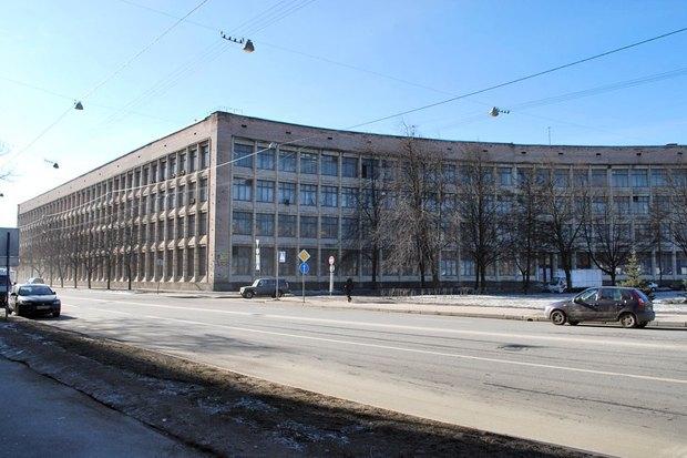 На Васильевском появится самый большой в городе креативный кластер. Изображение № 1.