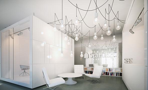 Проект офиса в стадии строительства.. Изображение № 26.