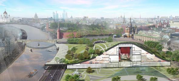 Москомархитектура выбрала 118 проектов парка в Зарядье. Изображение № 33.