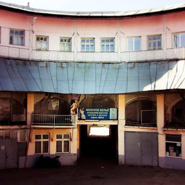 Изображение 2. В зоне риска: Круговое депо Ленинградского вокзала.. Изображение № 3.