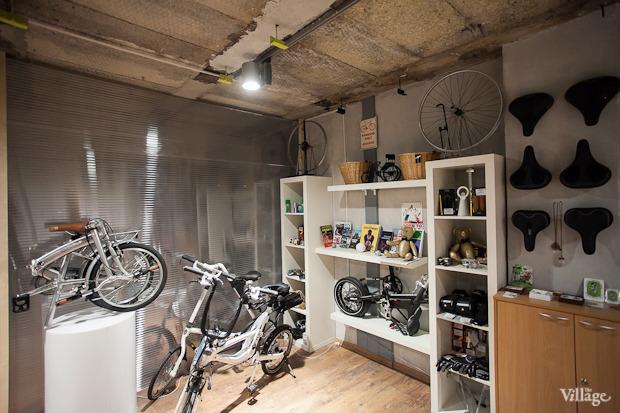 В «Этажах» появился велосипедный магазин-клуб . Изображение № 2.
