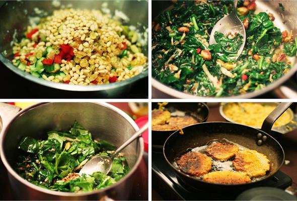 Время есть: Репортаж с аюрведического кулинарного мастер-класса. Изображение № 7.
