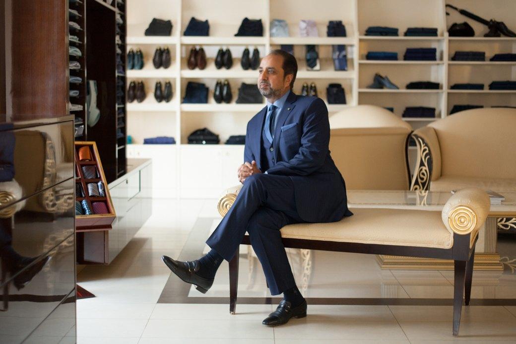 Как индиец создал итальянский бренд вМоскве. Изображение № 3.