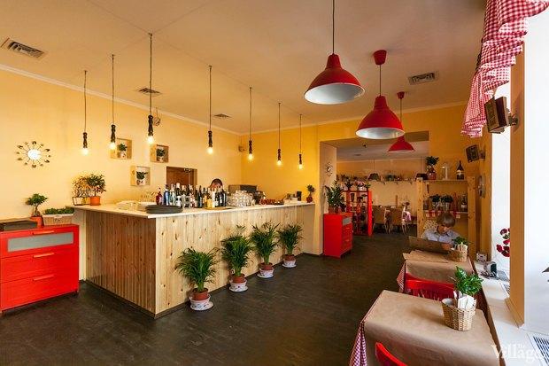 Новости ресторанов: Carpaccio Cafe, Fiori il Ristorante, «Толстой». Изображение № 8.