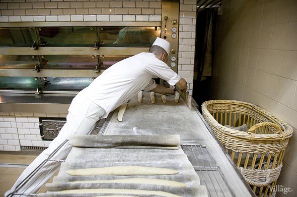 Фоторепортаж с кухни: Как пекут хлеб в «Волконском». Изображение №19.