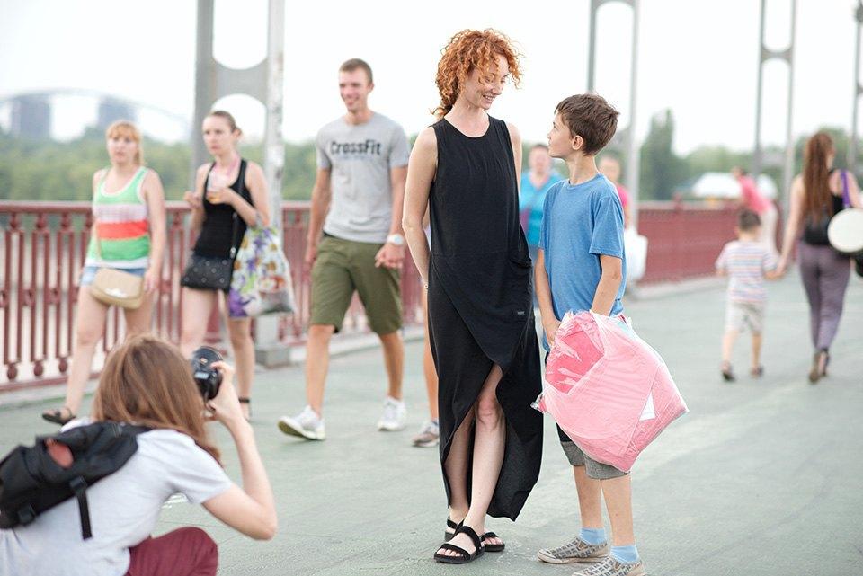 Фотопроект на Пешеходном мосту. Изображение № 26.