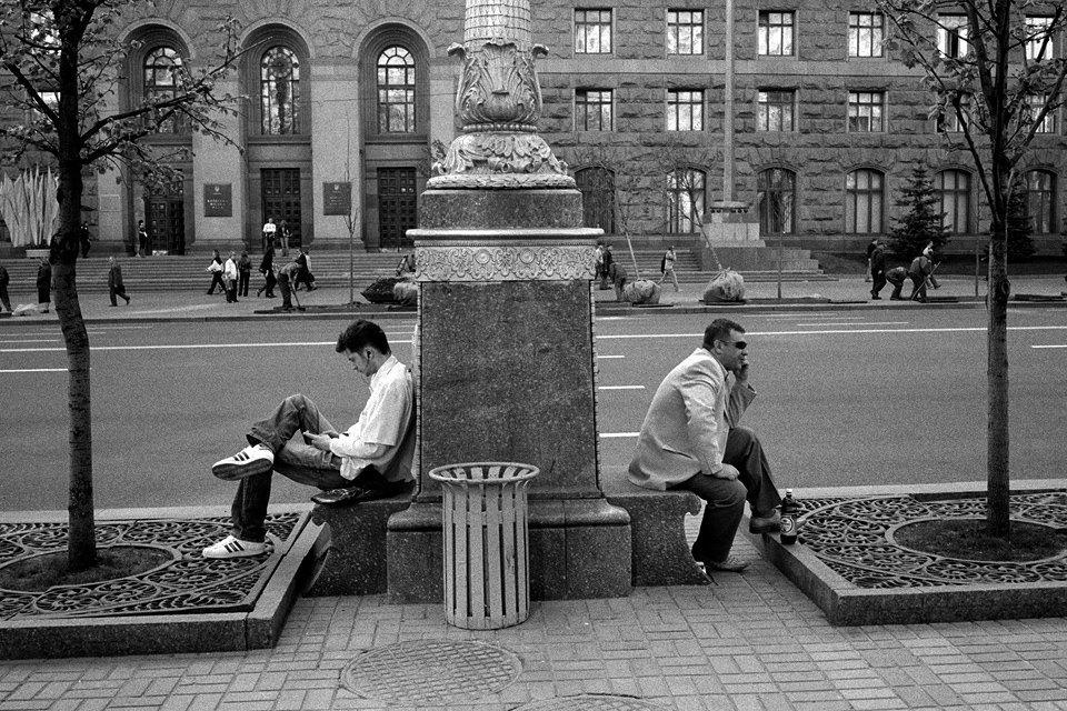 Камера наблюдения: Киевглазами Ивана Черничкина. Изображение № 3.