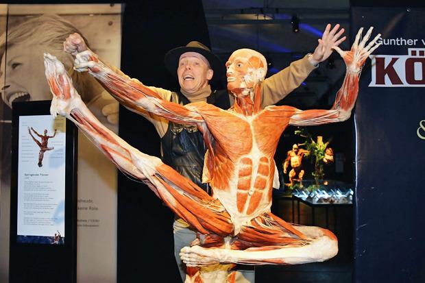 Спустили шкуру: В Киев привезут The Human Body Exhibition. Зображення № 8.