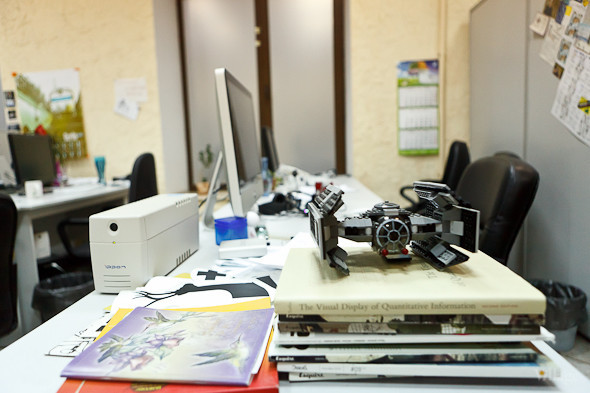 Офис недели (Петербург): DataArt. Изображение № 16.