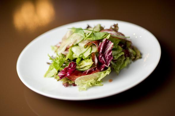 Легкий лиственный салат с пармой, 60 грн.. Изображение № 19.