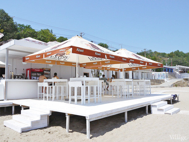На песке: 5 пляжных клубов Одессы. Зображення № 71.