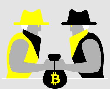 Воры, китайские домохозяйки, ФБР: Как на самом делеустроен рынок биткоинов. Изображение № 4.