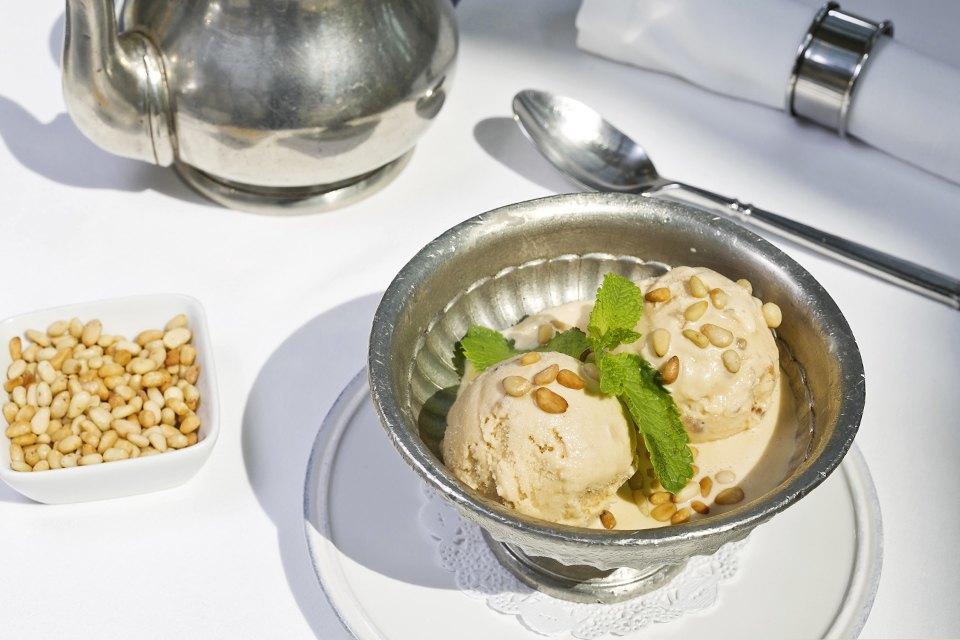 Мороженое: 32вида снеобычными вкусами. Изображение № 27.