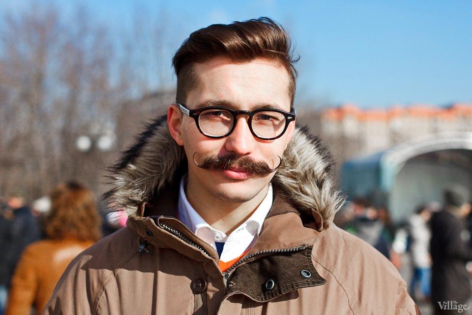 Люди в городе: Участники фестиваля усов. Изображение №3.