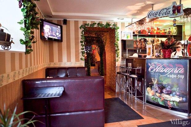 Все свои: Грузинский кафе-бар наКадетской. Изображение № 11.