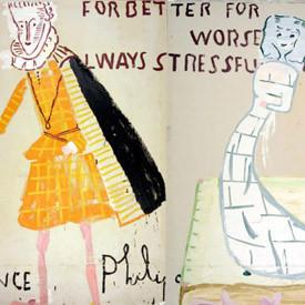 События недели: 120 Days, «Копы в огне», выставки Роуз Вайли и Хуана Эрнандеса Пижуана. Изображение № 4.