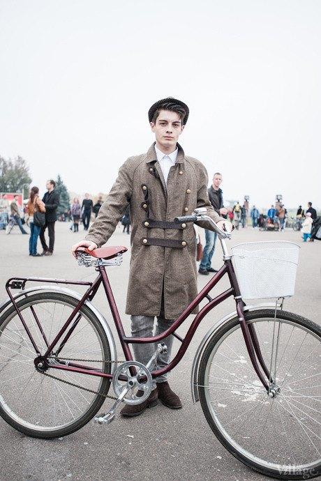 Second Time: В Киеве прошёл второй велокруиз в стиле ретро. Изображение № 76.