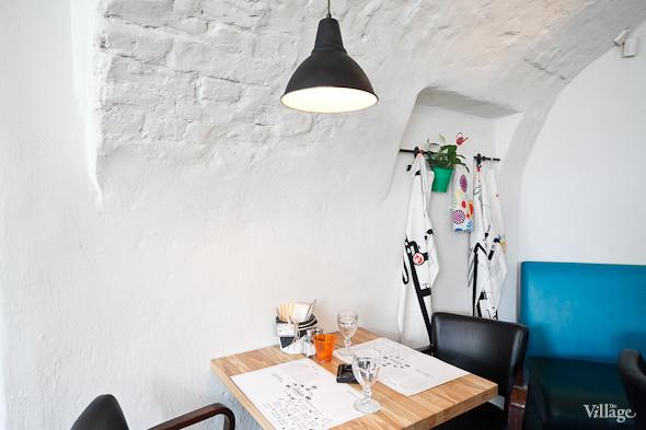 Новое место (Петербург): Кафе-бар Leica. Изображение № 19.