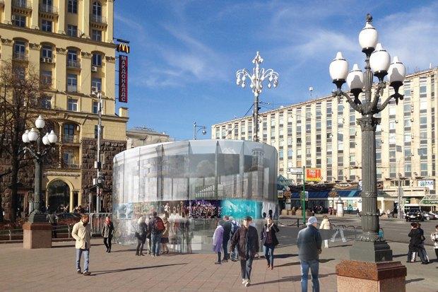 Чего хочет Москва: Проекты архитекторов для города. Изображение № 9.
