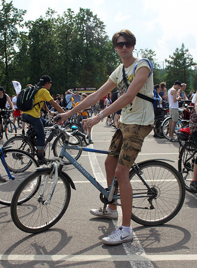 Велопарад Let's bike it!: Чего не хватает велосипедистам в городе. Изображение № 32.